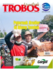 TROBOS Livestock Magazine Cover July 2019