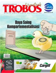 TROBOS Livestock Magazine Cover August 2019