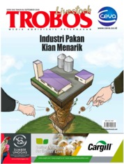Cover Majalah TROBOS Livestock September 2019