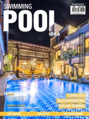 SWIMMING POOL IDEA Magazine Cover ED 09 March 2018