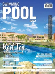 Cover Majalah SWIMMING POOL IDEA ED 11 November 2018
