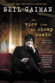 Cover The View from the Cheap Seats oleh Neil Gaiman
