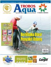 Cover Majalah TROBOS Aqua Januari 2017