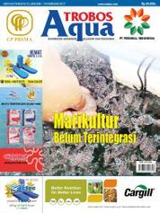 Cover Majalah TROBOS Aqua Februari 2017