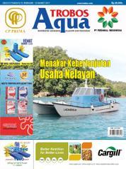 Cover Majalah TROBOS Aqua Maret 2017
