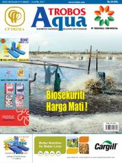 Cover Majalah TROBOS Aqua April 2017
