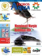 Cover Majalah TROBOS Aqua Mei 2017