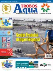 Cover Majalah TROBOS Aqua Juni 2017