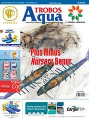 Cover Majalah TROBOS Aqua September 2017