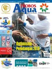 Cover Majalah TROBOS Aqua Desember 2017
