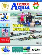 Cover Majalah TROBOS Aqua Januari 2018