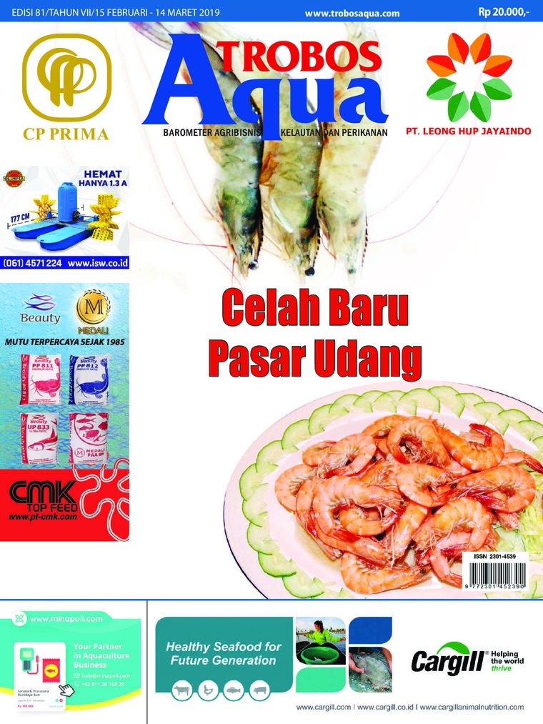TROBOS Aqua Digital Magazine February 2019
