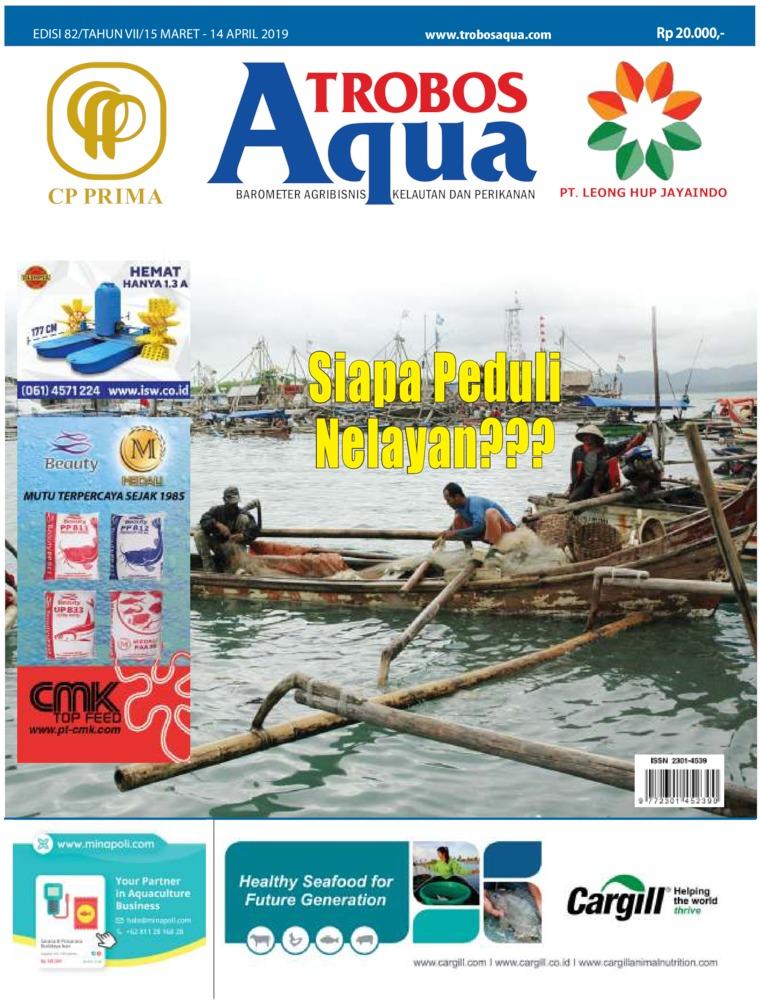 Majalah Digital TROBOS Aqua Maret 2019