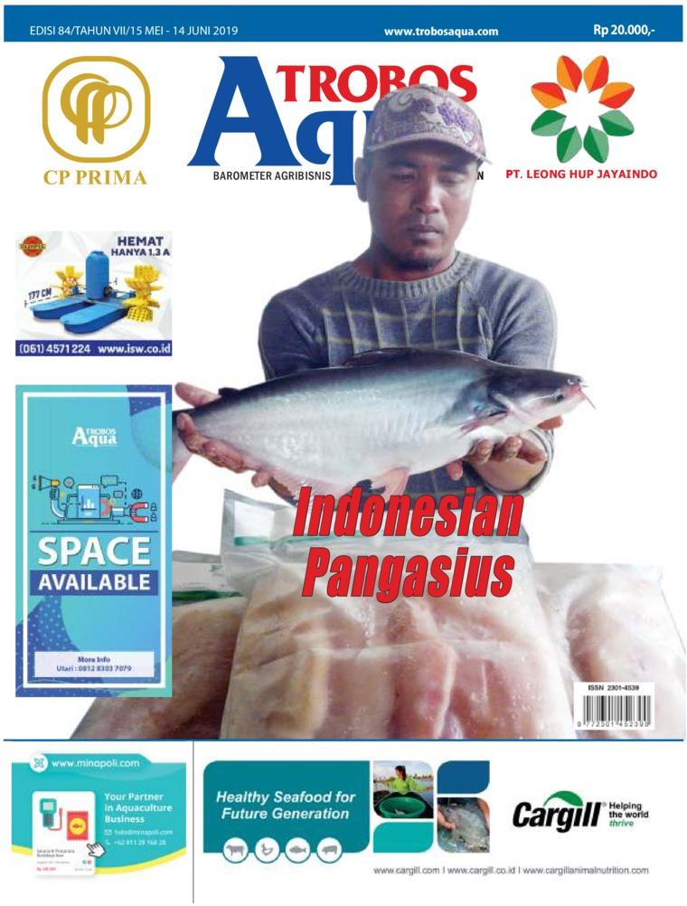 Majalah Digital TROBOS Aqua Mei 2019