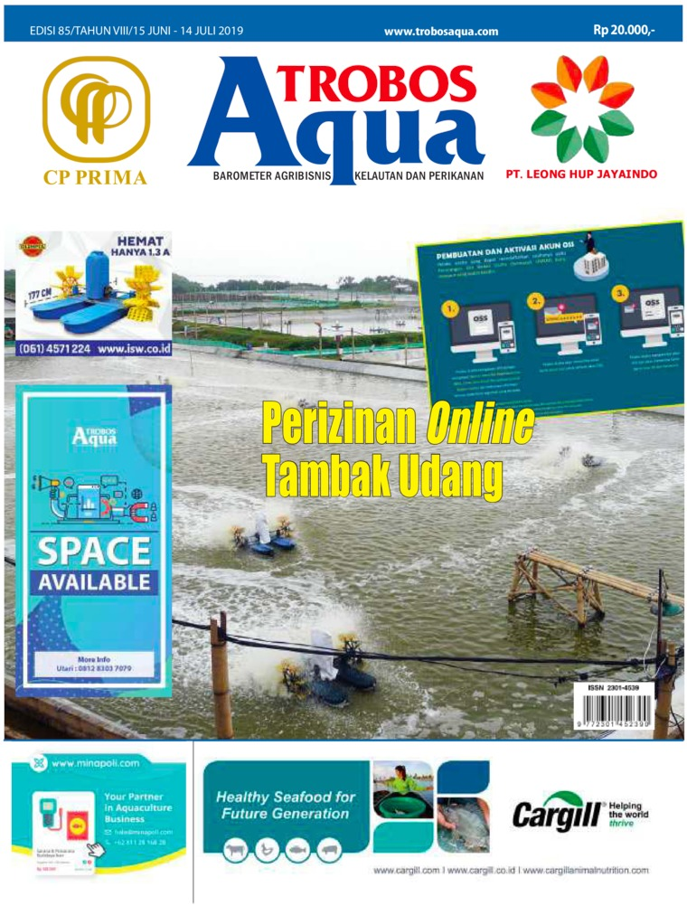 TROBOS Aqua Digital Magazine June 2019