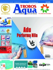 Cover Majalah TROBOS Aqua Januari 2019
