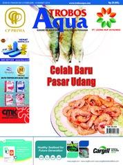 Cover Majalah TROBOS Aqua Februari 2019