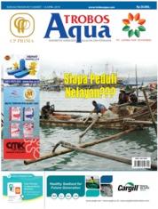 Cover Majalah TROBOS Aqua Maret 2019