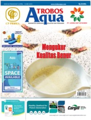 Cover Majalah TROBOS Aqua April 2019
