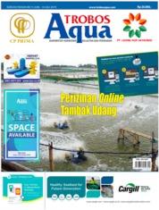 TROBOS Aqua Magazine Cover