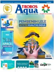 Cover Majalah TROBOS Aqua Juli 2019