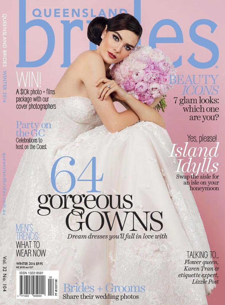 QUEENSLAND brides Digital Magazine ED 03 June 2016