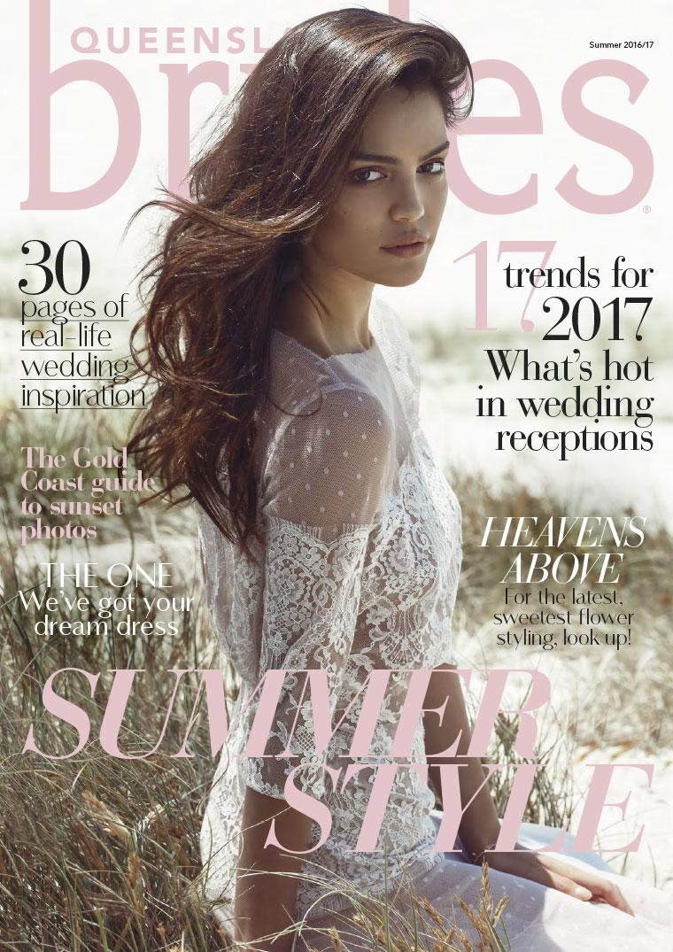QUEENSLAND brides Digital Magazine ED 05 November 2016
