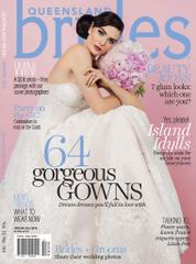 QUEENSLAND brides Magazine Cover ED 03 June 2016