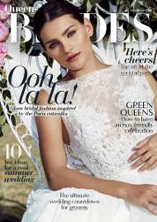 Cover Majalah QUEENSLAND brides ED 08 September 2017
