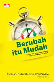 Berubah Itu Mudah by Danang Baskoro Cover