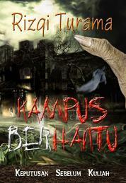 Kampus Berhantu by Rizqi Turama Cover