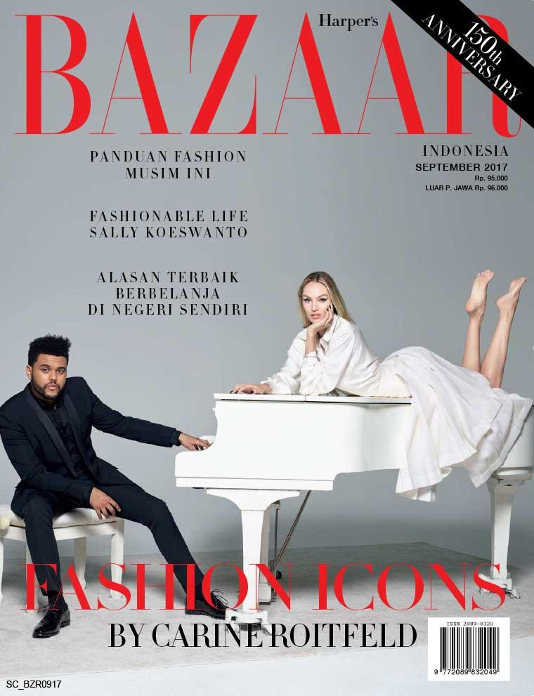 Majalah Digital Harper's BAZAAR Indonesia September 2017