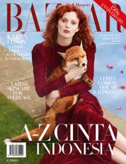 Cover Majalah Harper's BAZAAR Indonesia Agustus 2017