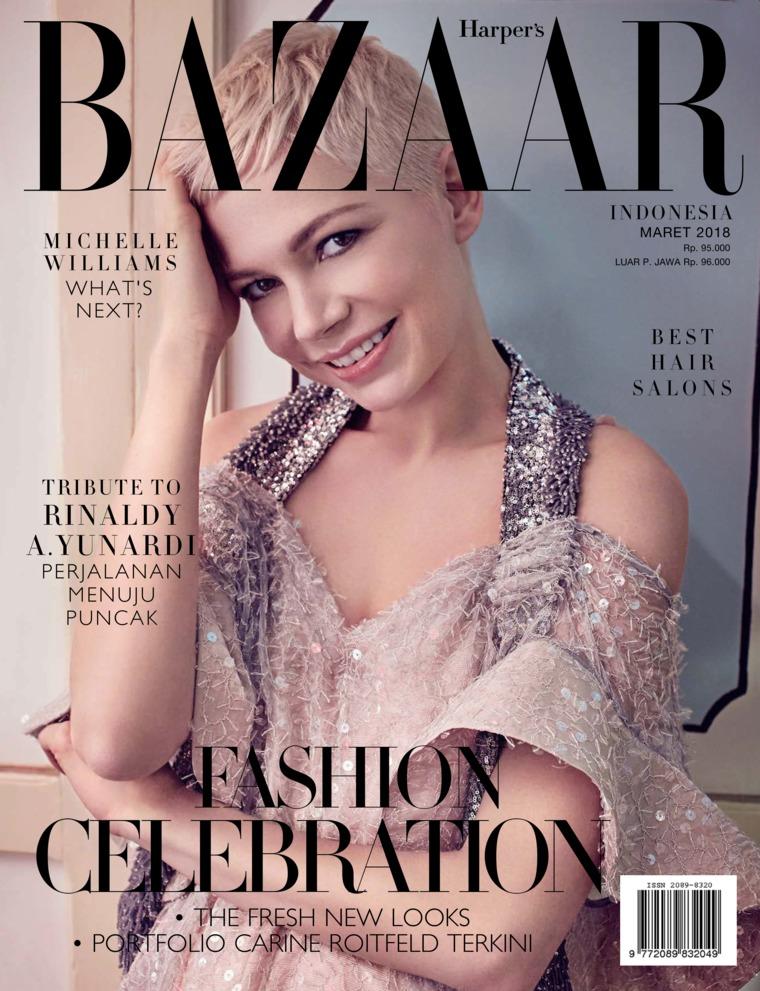 Harper's BAZAAR Indonesia Digital Magazine March 2018