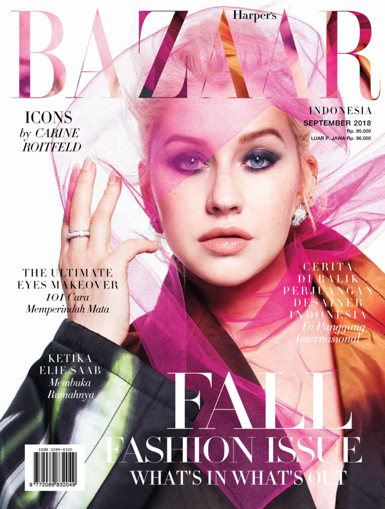 Majalah Digital Harper's BAZAAR Indonesia September 2018