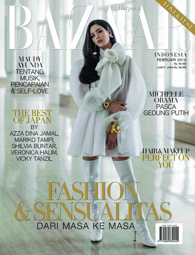 Harper's BAZAAR Indonesia Digital Magazine February 2019