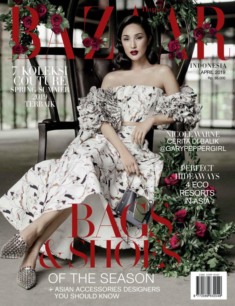 Harper's BAZAAR Indonesia Digital Magazine April 2019