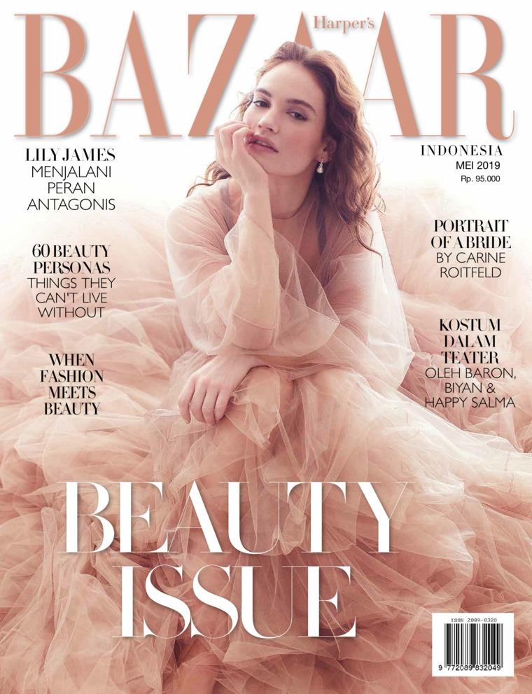 Harper's BAZAAR Indonesia Digital Magazine May 2019
