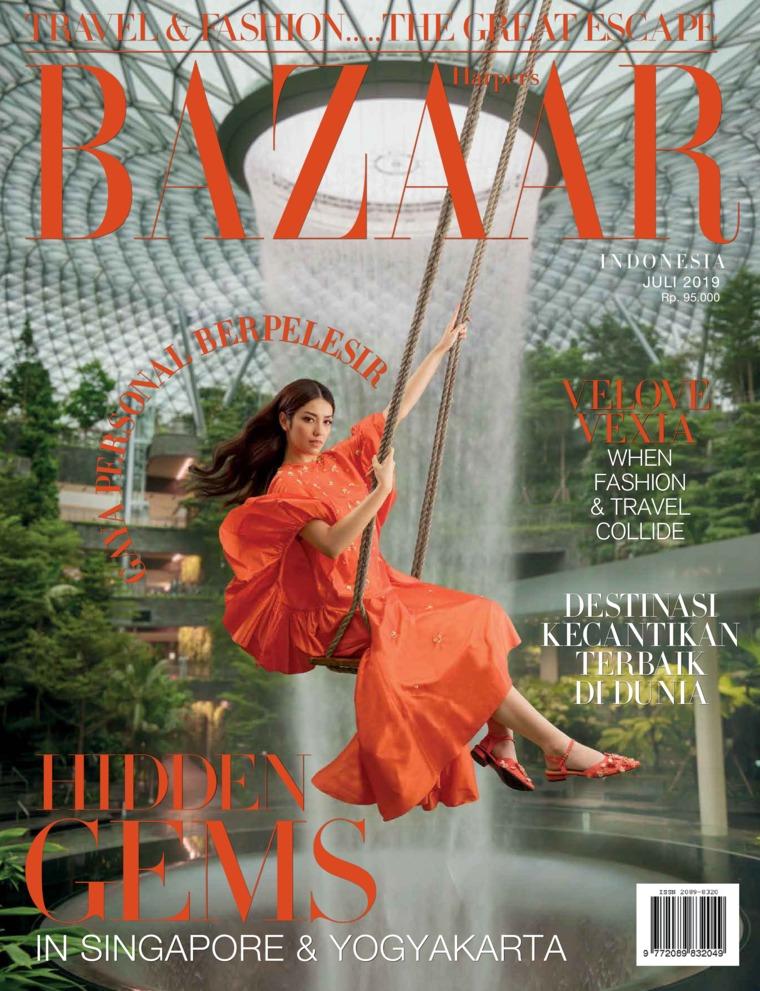 Harper's BAZAAR Indonesia Digital Magazine July 2019