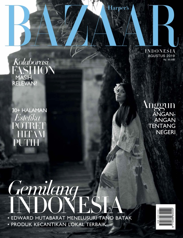 Harper's BAZAAR Indonesia Digital Magazine August 2019