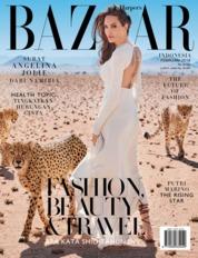 Cover Majalah Harper's BAZAAR Indonesia Februari 2018