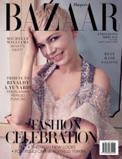 Harper's BAZAAR Indonesia Magazine Cover
