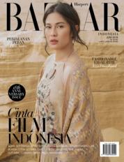 Cover Majalah Harper's BAZAAR Indonesia Juni 2018