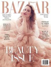 Harper's BAZAAR Indonesia Magazine Cover May 2019
