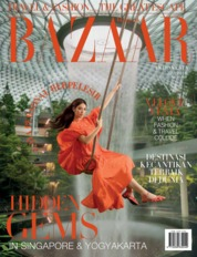 Harper's BAZAAR Indonesia Magazine Cover July 2019