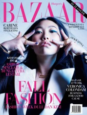 Harper's BAZAAR Indonesia Magazine Cover September 2019