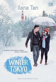 Cover Winter in Tokyo * Ket: Cetak ulang cover film oleh