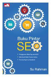 Cover Buku Pintar SEO oleh Su Rahman