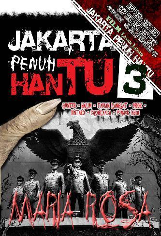 Buku Digital Jakarta Penuh Hantu 3 oleh Maria Rosa