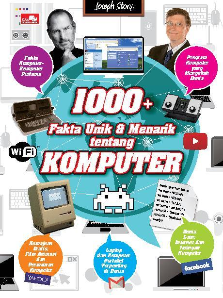 Buku Digital 1000+ Fakta Unik dan Menarik tentang Komputer oleh Yusup Somadinata